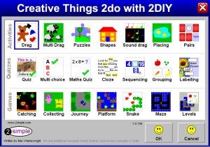 2DIY Creative Ideas