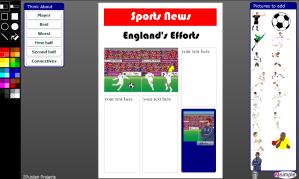 """England Match News"" ""Purple Mash"""