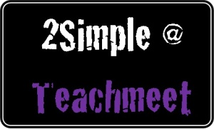2Simple Teachmeet Purple Mash