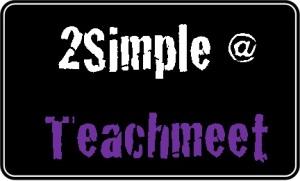 2Simple Teachmeet Purple Mash